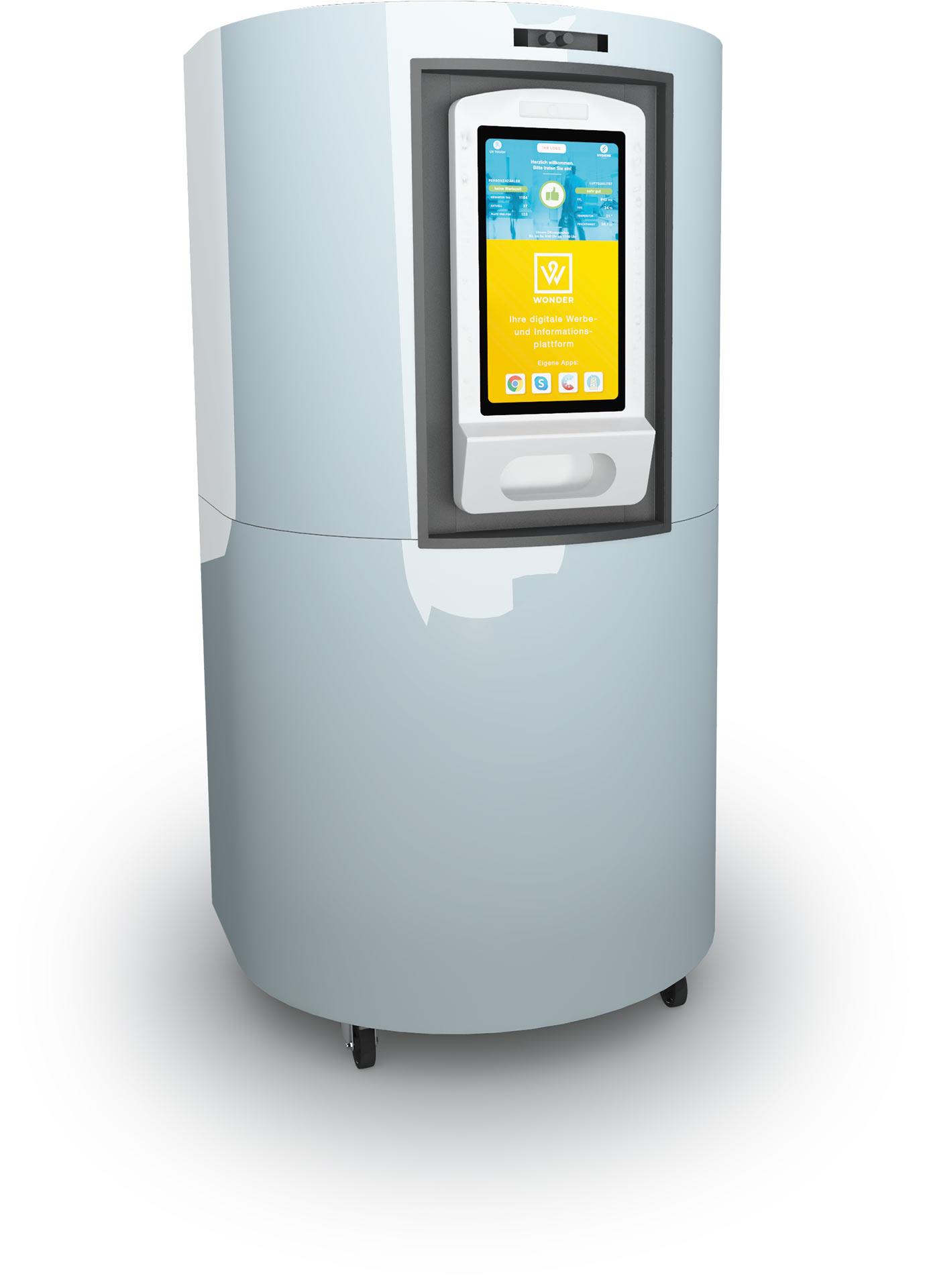 Optimo Hygiene - Air Tower